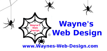 Wayne's Web Design